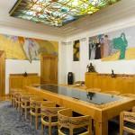 02-Bocchi-Amedeo-Sala-del-Consiglio,-lato-Sud-Ovest,-1917-(Parma-Sede-centrale-Cariparma)-copia